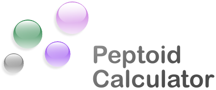 Peptoid Calculator